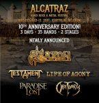 Alcatraz Festival : nouvelle annonce !