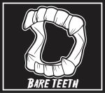 BARE TEETH/ Edition vinyl rouge