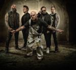 FIVE FINGER DEATH PUNCH, Top 5 dans 8 pays ! Le groupe réalise sa meilleure entrée au Top Album
