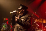 THERION + MIDNIGHT ETERNAL + NULL POSITIV + IMPERIAL AGE @ TRABENDO / PARIS – 16/02/2018