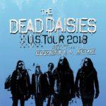 THE DEAD DAISIES News/ Nouvelles dates de concert en Europe