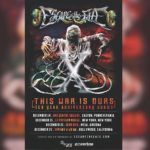 ESCAPE THE FATE News/ Concert à Paris le 18 février 2019