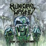 Municipal Waste – 20.06.2019, Paris // concert Garmonbozia