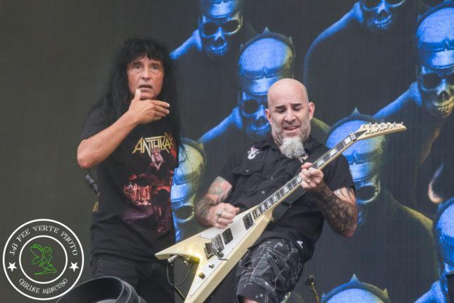Anthrax - Carine Mancuso